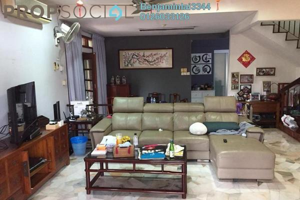 For Sale Terrace at Taman Bukit Maluri, Kepong Freehold Semi Furnished 6R/4B 1.85m