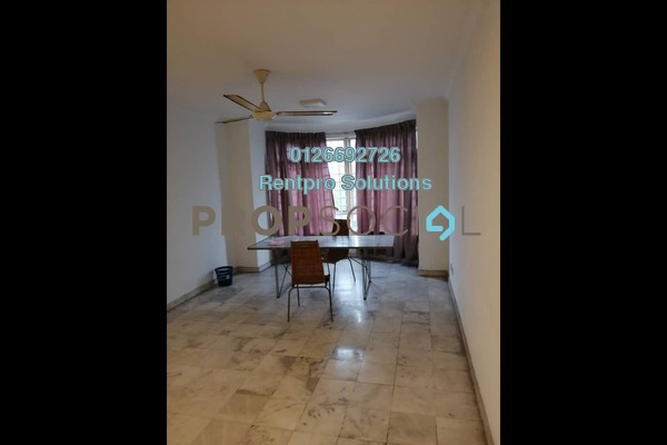 For Rent Condominium at Endah Regal, Sri Petaling Freehold Semi Furnished 3R/2B 1.3k