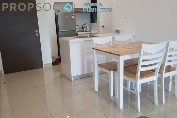 For Rent Condominium at H2O Residences, Ara Damansara Freehold Fully Furnished 3R/2B 2.15k