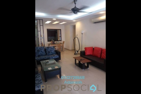 For Rent Condominium at Sri Putramas II, Dutamas Freehold Fully Furnished 3R/2B 2.1k