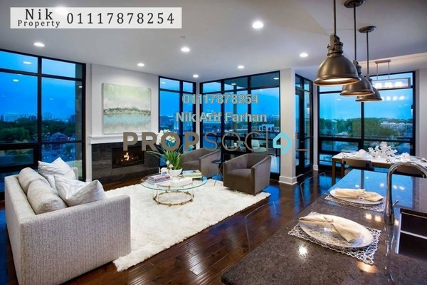 For Sale Condominium at Horizon Suites Site, Dengkil Freehold Fully Furnished 2R/2B 248k