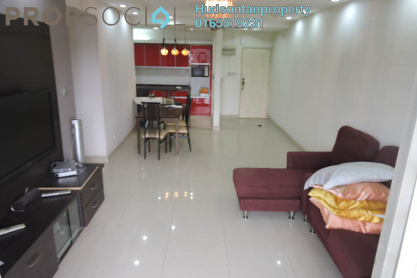For Sale Condominium at Perdana Impian Apartment, Kajang Freehold Semi Furnished 3R/2B 240k