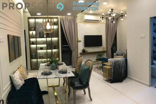 For Sale Serviced Residence at 3rdNvenue, Ampang Hilir Leasehold Unfurnished 3R/2B 670k