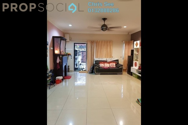 For Sale Semi-Detached at Taman Sri Putra Mas, Sungai Buloh Freehold Fully Furnished 5R/4B 850k