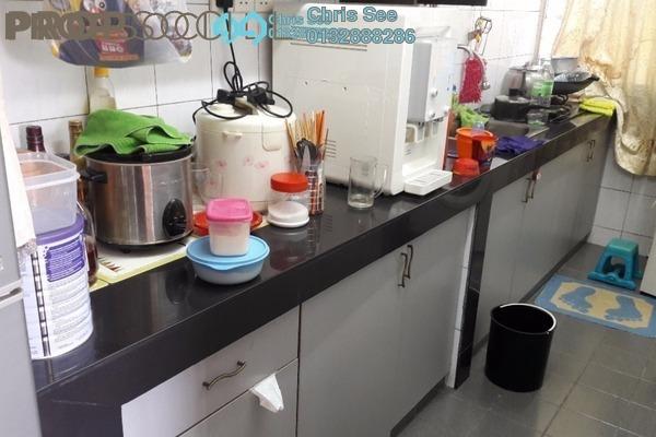 For Sale Apartment at Sri Meranti, Bandar Sri Damansara Freehold Semi Furnished 3R/2B 188k