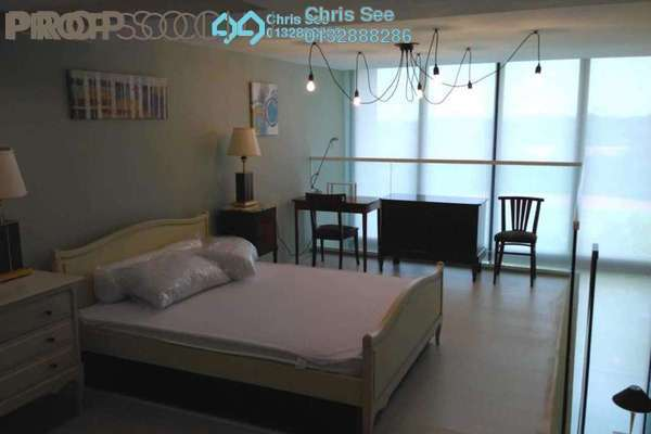 For Sale Condominium at One City, UEP Subang Jaya Freehold Fully Furnished 1R/1B 420k