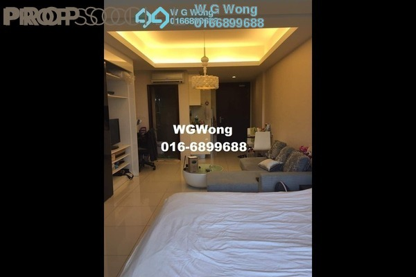 For Sale Serviced Residence at Carlton, Sri Hartamas Freehold Fully Furnished 1R/1B 450k