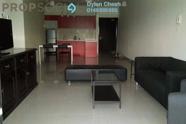 For Rent Condominium at Saville Residence, Old Klang Road Freehold Fully Furnished 3R/3B 2.5k