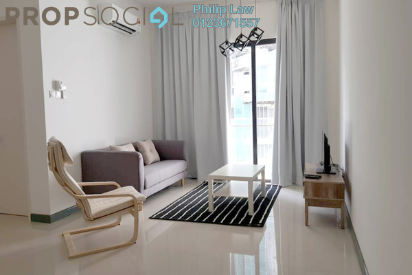 For Rent Serviced Residence at South View, Bangsar South Freehold Fully Furnished 3R/2B 3.2k