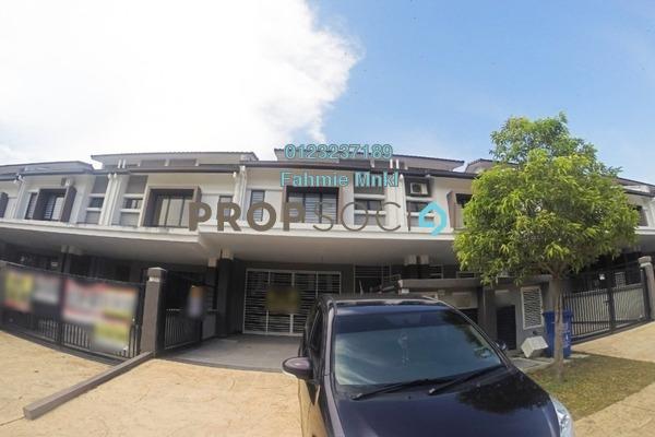 For Sale Terrace at Saffron Hills, Denai Alam Freehold Unfurnished 4R/3B 768k
