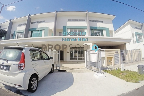 For Sale Terrace at Taman Suria Warisan, Sepang Freehold Unfurnished 4R/3B 500k