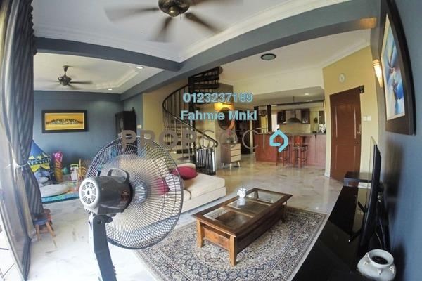 For Sale Condominium at Sri Kinabalu, Wangsa Maju Freehold Semi Furnished 4R/2B 680k