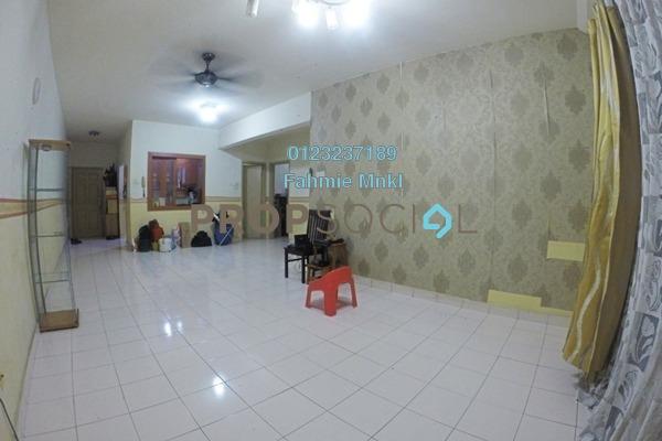 For Sale Condominium at Sri Putramas I, Dutamas Freehold Semi Furnished 3R/2B 420k