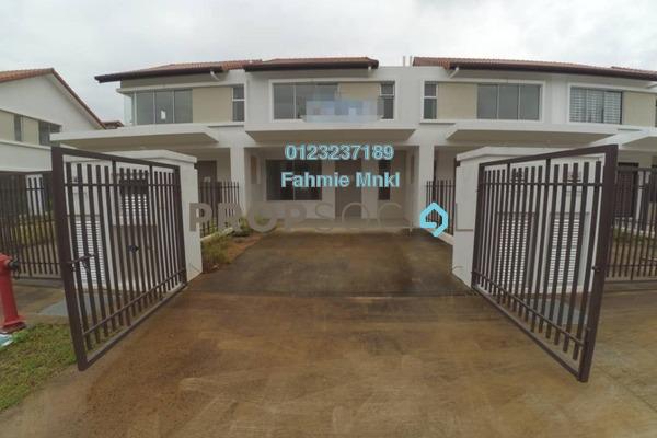 For Sale Terrace at BK7, Bandar Kinrara Freehold Unfurnished 4R/3B 840k