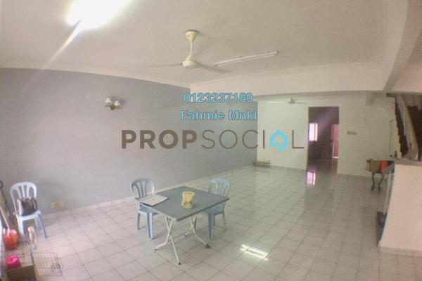 For Sale Terrace at Subang Bestari, Subang Leasehold Semi Furnished 4R/3B 600k
