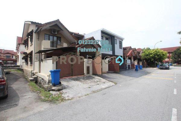 For Sale Terrace at Subang Bestari, Subang Freehold Semi Furnished 4R/3B 700k