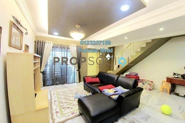 For Sale Terrace at Bandar Country Homes, Rawang Freehold Semi Furnished 3R/2B 385k