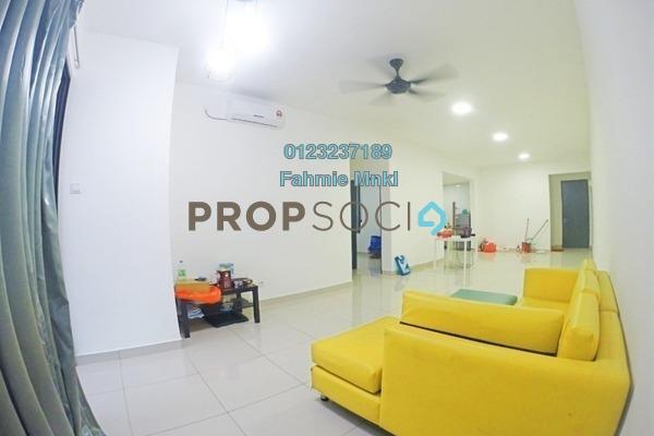 For Sale Condominium at Emerald Residence, Bandar Mahkota Cheras Freehold Unfurnished 3R/2B 560k