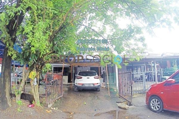 For Sale Terrace at Taman Beringin, Jinjang Freehold Unfurnished 3R/2B 400k