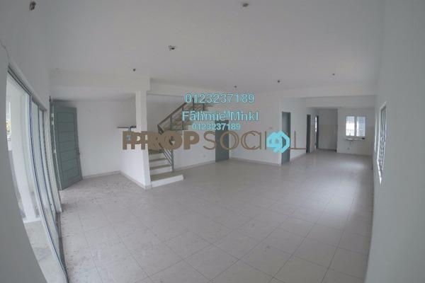 For Sale Terrace at Garden Park Homes, Cahaya SPK Freehold Unfurnished 5R/5B 850k