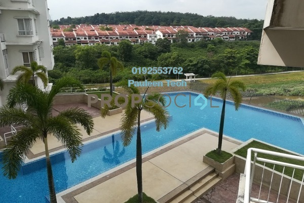 For Sale Condominium at Cova Suite, Kota Damansara Freehold Fully Furnished 3R/2B 800k