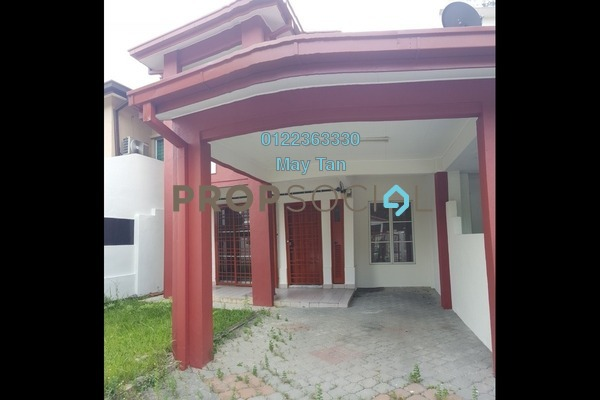 For Rent Terrace at USJ 3A, UEP Subang Jaya Freehold Unfurnished 3R/3B 1.5k