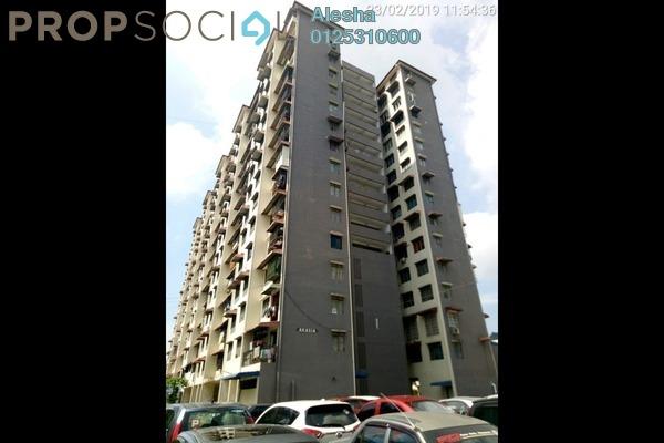 For Sale Apartment at Mutiara Perdana 2, Sungai Ara Freehold Unfurnished 0R/0B 105k