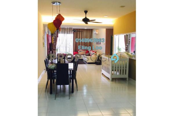 For Rent Condominium at Prima Setapak II, Setapak Freehold Fully Furnished 3R/2B 1.85k
