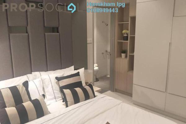 For Sale Condominium at Residensi Platinum Teratai, Kuala Lumpur Freehold Semi Furnished 3R/2B 405k