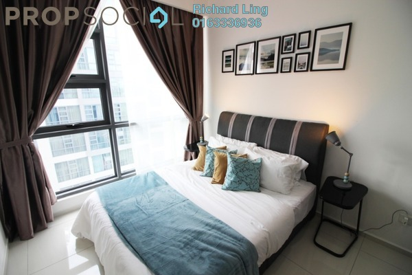 For Rent Condominium at The Robertson, Pudu Freehold Fully Furnished 1R/1B 2.9k