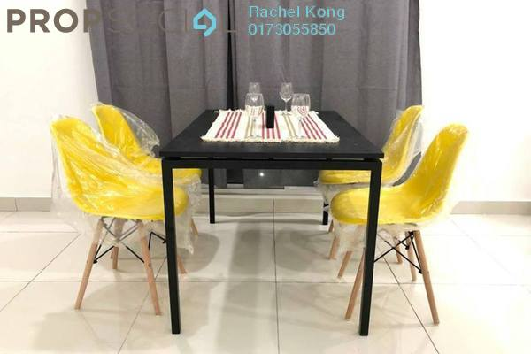For Rent Serviced Residence at The Centrina, Sungai Besi Freehold Semi Furnished 3R/2B 1.65k