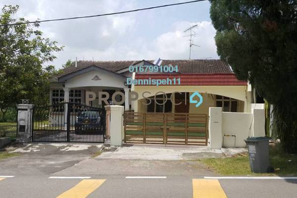 For Rent Terrace at Taman Daya, Tebrau Freehold Unfurnished 3R/2B 1.2k