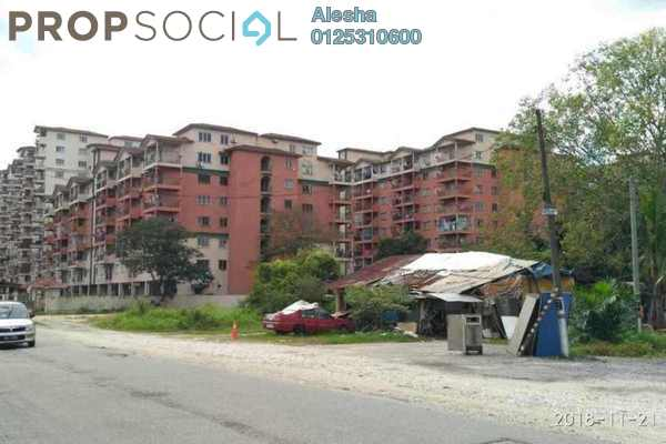 For Sale Apartment at Golden Villa, Klang Freehold Unfurnished 0R/0B 100k