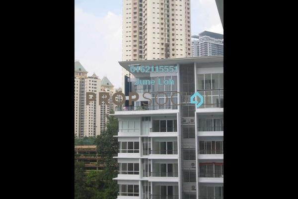 For Rent Condominium at Kiara 1888, Mont Kiara Freehold Semi Furnished 5R/6B 9k