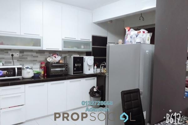 For Sale Apartment at Paradesa Rustica, Bandar Sri Damansara Freehold Semi Furnished 3R/2B 380k