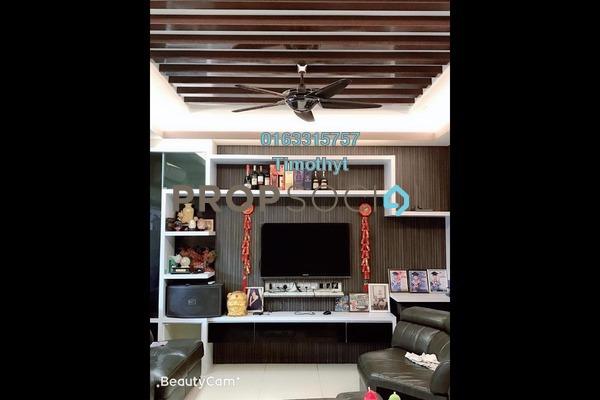 For Sale Link at Taman Semenyih Mewah, Semenyih Freehold Fully Furnished 5R/3B 570k