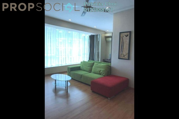 For Rent Serviced Residence at Park View, KLCC Freehold Fully Furnished 0R/1B 2.3k
