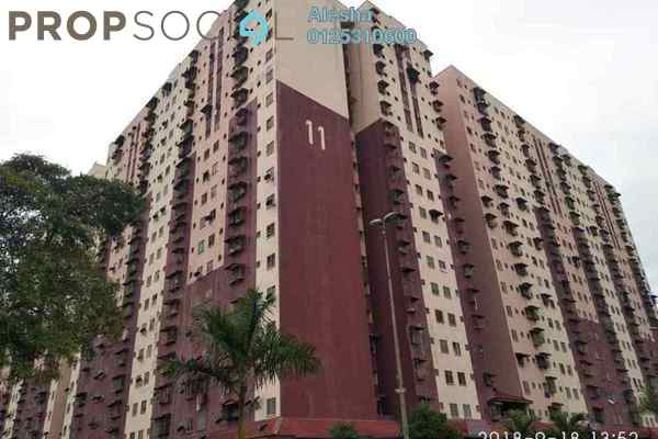 For Sale Apartment at Taman Medan, PJ South Freehold Unfurnished 0R/0B 150k