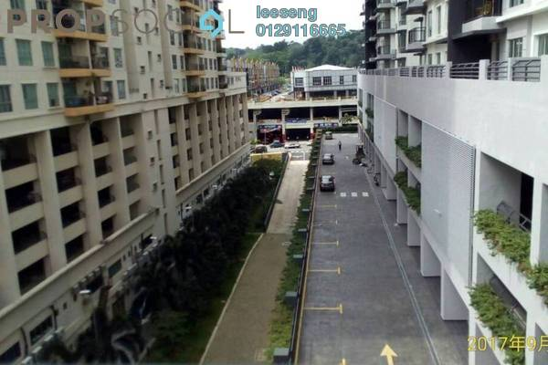 For Sale Serviced Residence at Spring Avenue, Kuchai Lama Freehold Semi Furnished 3R/2B 478k