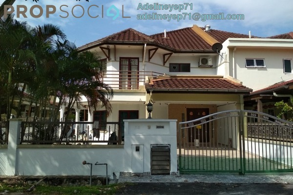 For Rent Semi-Detached at BK6, Bandar Kinrara Freehold Fully Furnished 5R/3B 3.2k