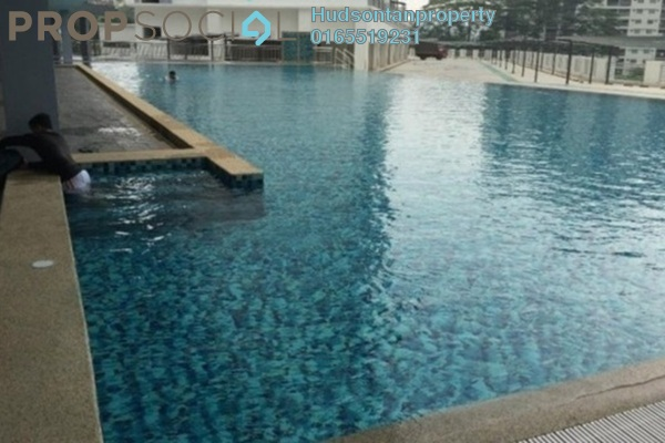 For Sale Condominium at Suasana Lumayan, Bandar Sri Permaisuri Freehold Semi Furnished 4R/2B 480k