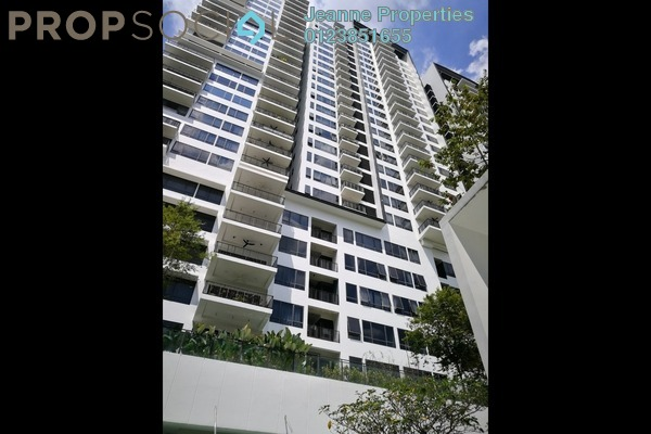 For Rent Condominium at Verdana, Dutamas Freehold Fully Furnished 4R/4B 4.8k