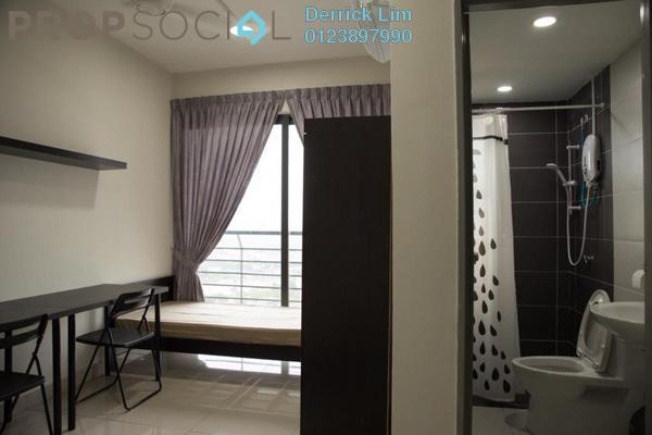 For Rent Condominium at Senza Residence, Bandar Sunway Freehold Fully Furnished 1R/1B 1.2k