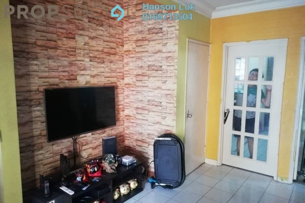 For Sale Terrace at SD8, Bandar Sri Damansara Freehold Semi Furnished 4R/3B 998k