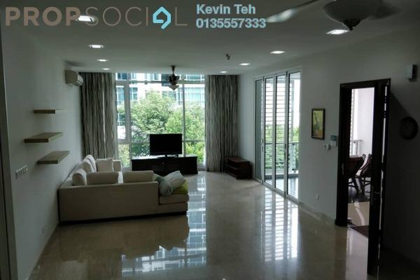 For Rent Condominium at Sunway Vivaldi, Mont Kiara Freehold Fully Furnished 3R/4B 8.5k