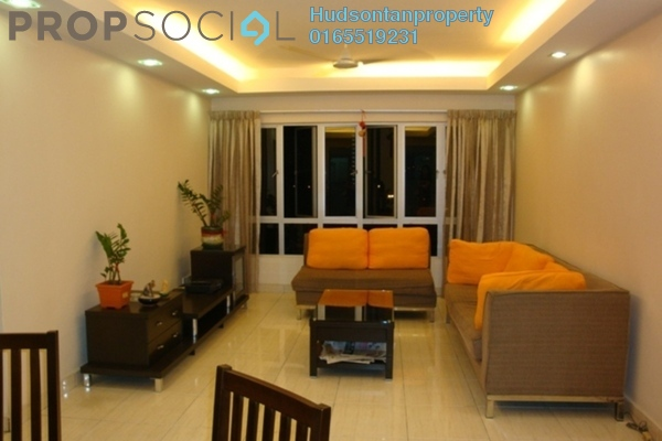 For Sale Condominium at Green Avenue, Bukit Jalil Freehold Semi Furnished 4R/2B 499k