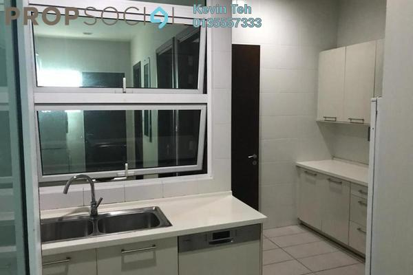 For Rent Condominium at Sunway Vivaldi, Mont Kiara Freehold Semi Furnished 4R/5B 12k