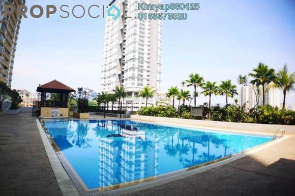For Sale Condominium at Putra Majestik, Sentul Freehold Unfurnished 3R/2B 395k