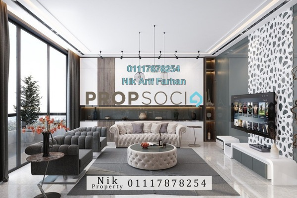 For Sale Condominium at SS21, Damansara Utama Freehold Semi Furnished 3R/2B 430k