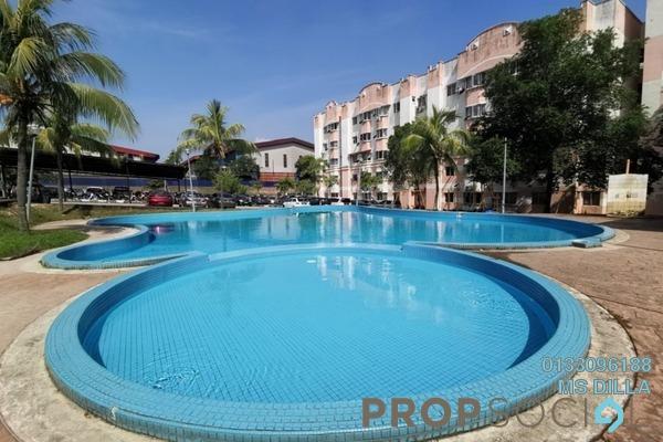 For Sale Apartment at Mutiara Subang Apartment, Subang Leasehold Unfurnished 3R/2B 265k